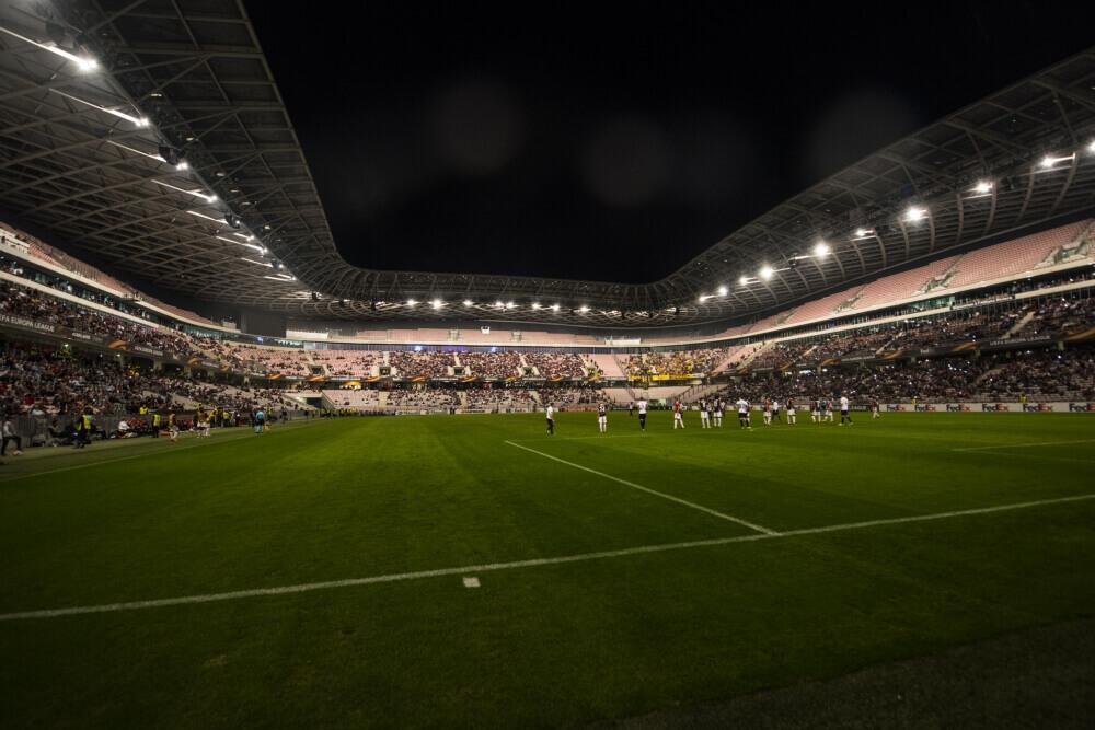 Wedstrijd Nice – Vitesse stilgelegd na lichtproblemen