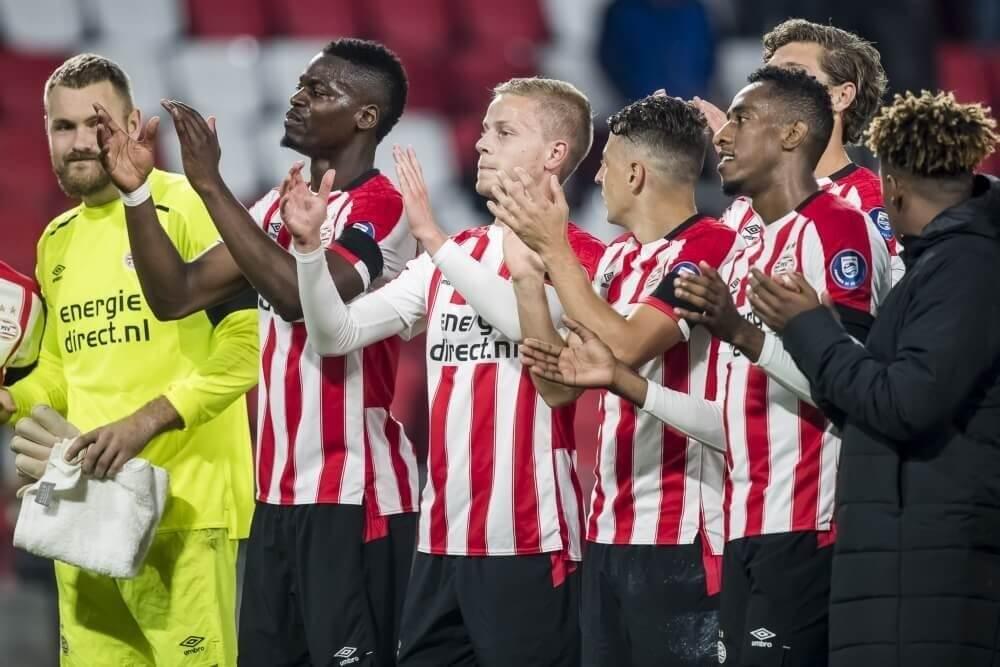 Bekijk hier het benefietduel van PSV tegen Pachuca