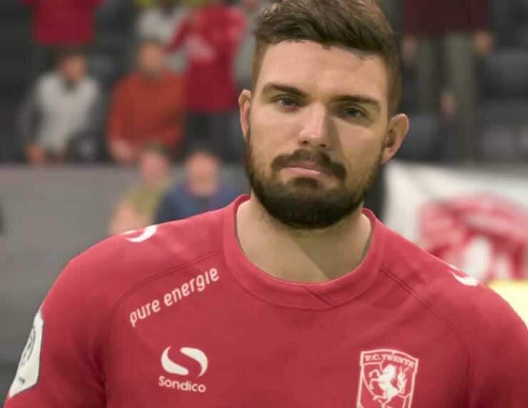 Hooiveld FIFA 18