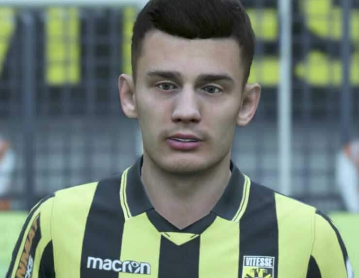 Miazga FIFA 18