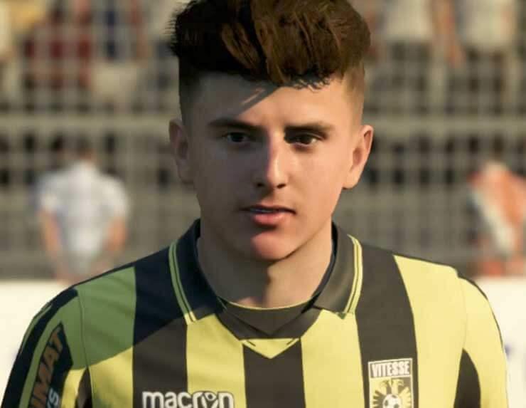 Mount FIFA 18