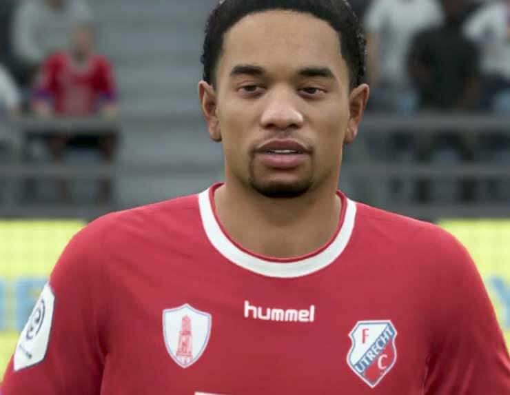 Emanuelson FIFA 18