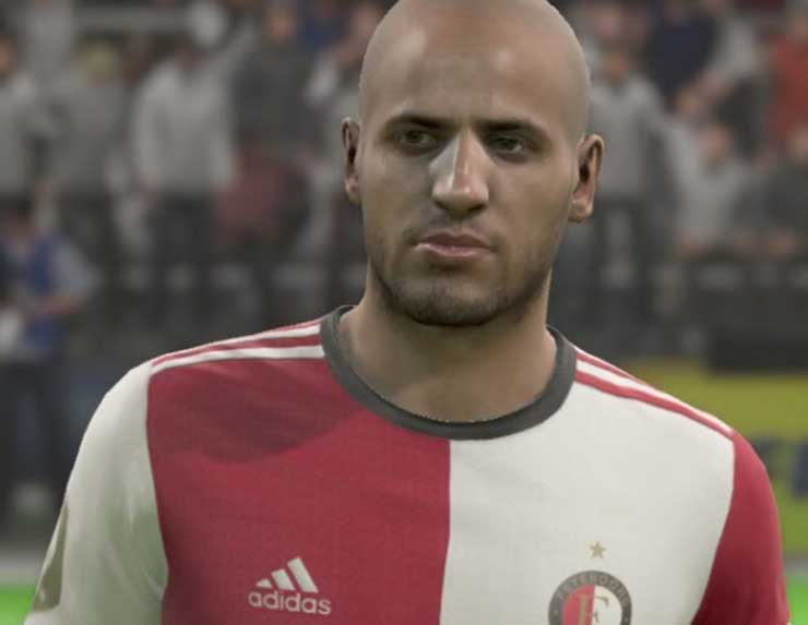 El Ahmdai FIFA 18