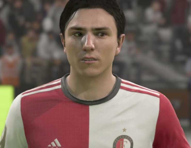 Berghuis FIFA 18