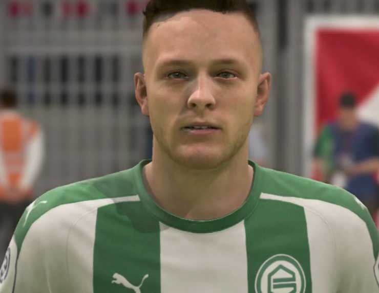 Kane FIFA 18