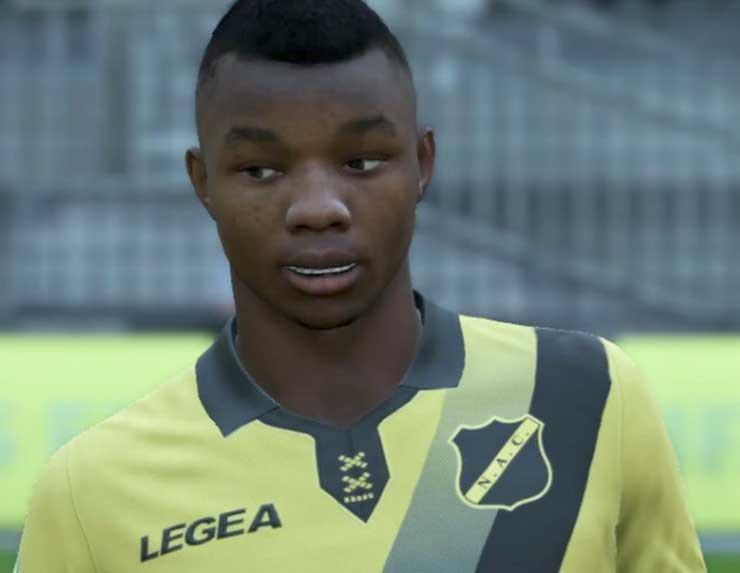 Ambrose FIFA 18