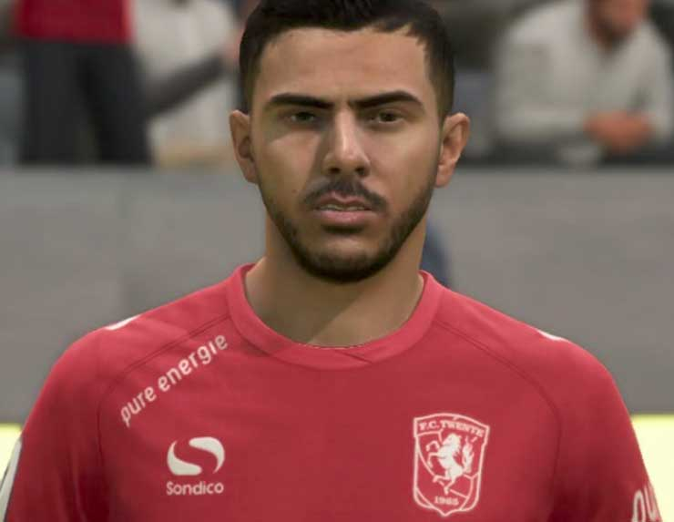 Assaidi FIFA 18
