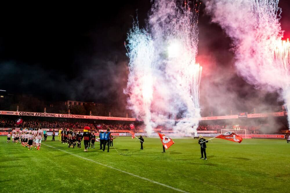 Excelsior en Sparta blijven in Rotterdamse derby steken op gelijkspel