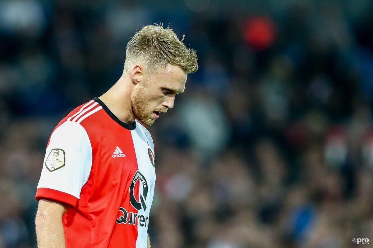 Feyenoord morst punten bij PEC