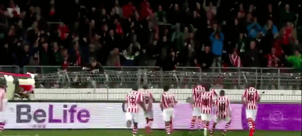 Goodwin is belangrijk voor Sparta in derby