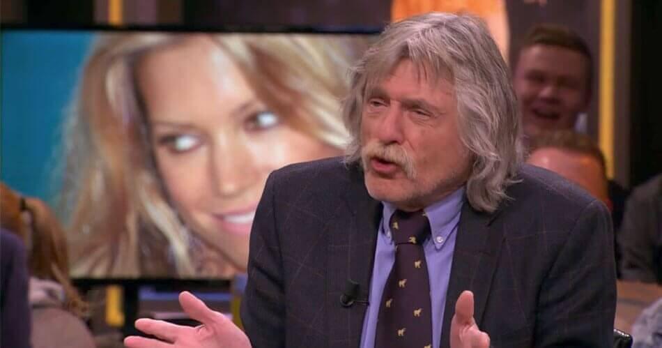Johan Derksen heeft hekel aan Sylvie, en legt haarfijn uit waarom