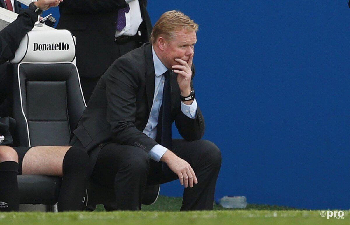 Koeman geslacht door Everton-fans na nieuwe wanprestatie