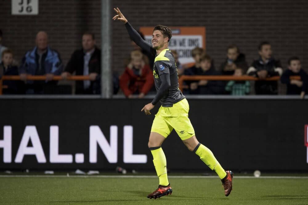 PSV heeft verlenging nodig om Volendam te verslaan