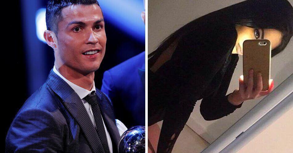 'Ronaldo bedriegt zwangere vriendin met fan'
