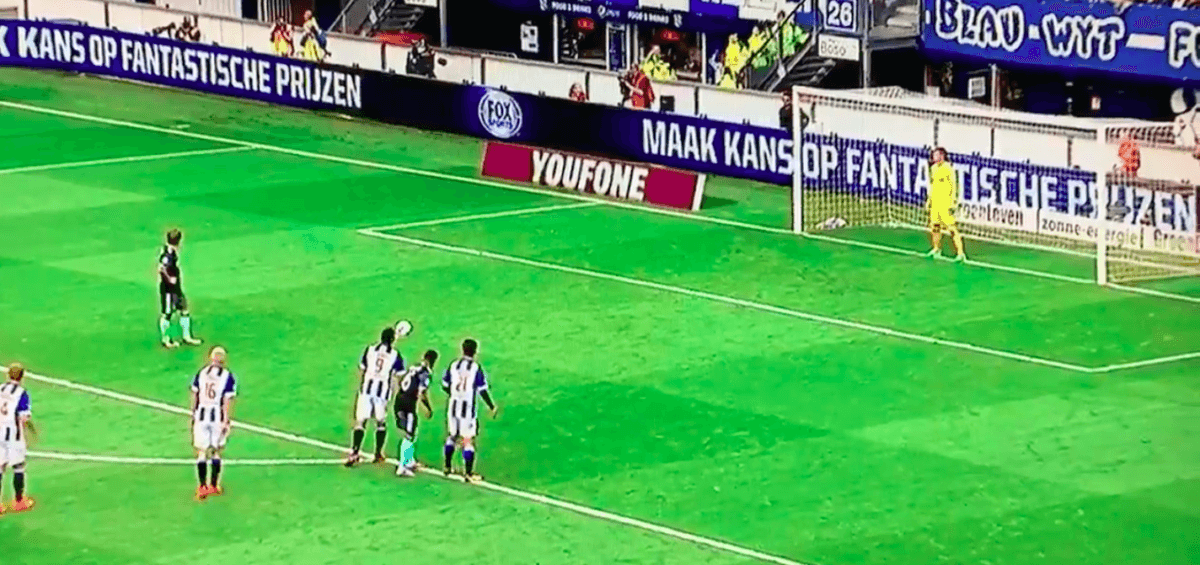 Schöne beslist duel met Heerenveen