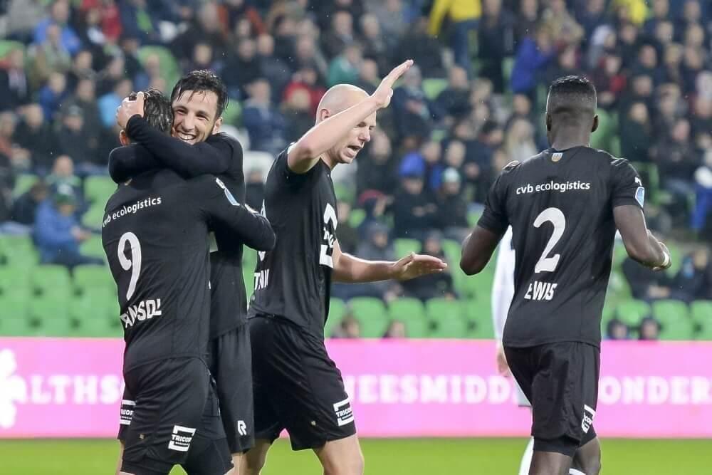 Sol doet Groningen pijn en bezorgt Willem II drie punten