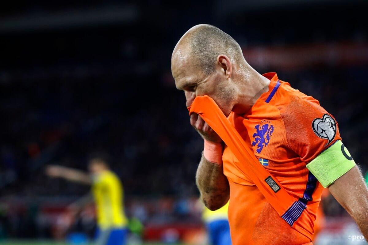 UEFA: Oranje wél naar play-offs
