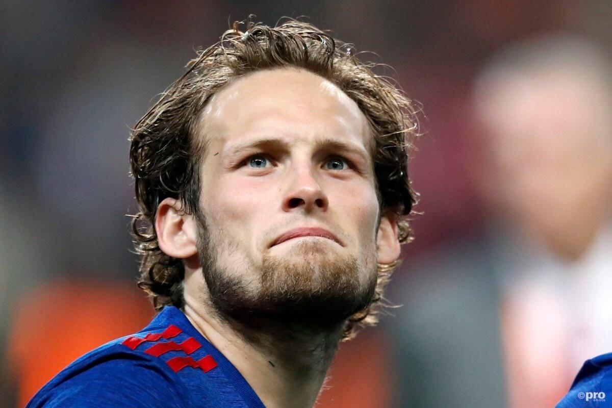'Ajax gaat vol voor terugkeer Daley Blind'