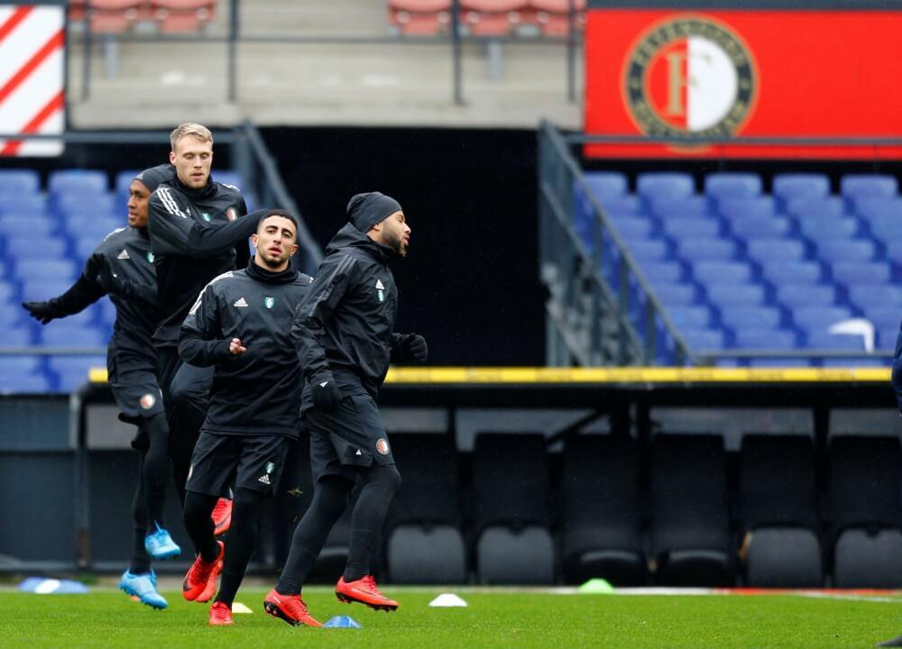 Feyenoord mist mogelijk smaakmaker in duel met City