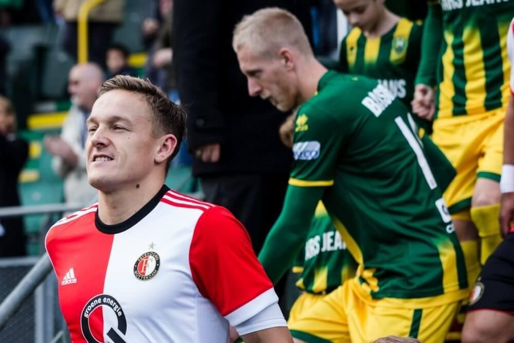 Feyenoord verliest opnieuw punten; wereldgoal Meijers