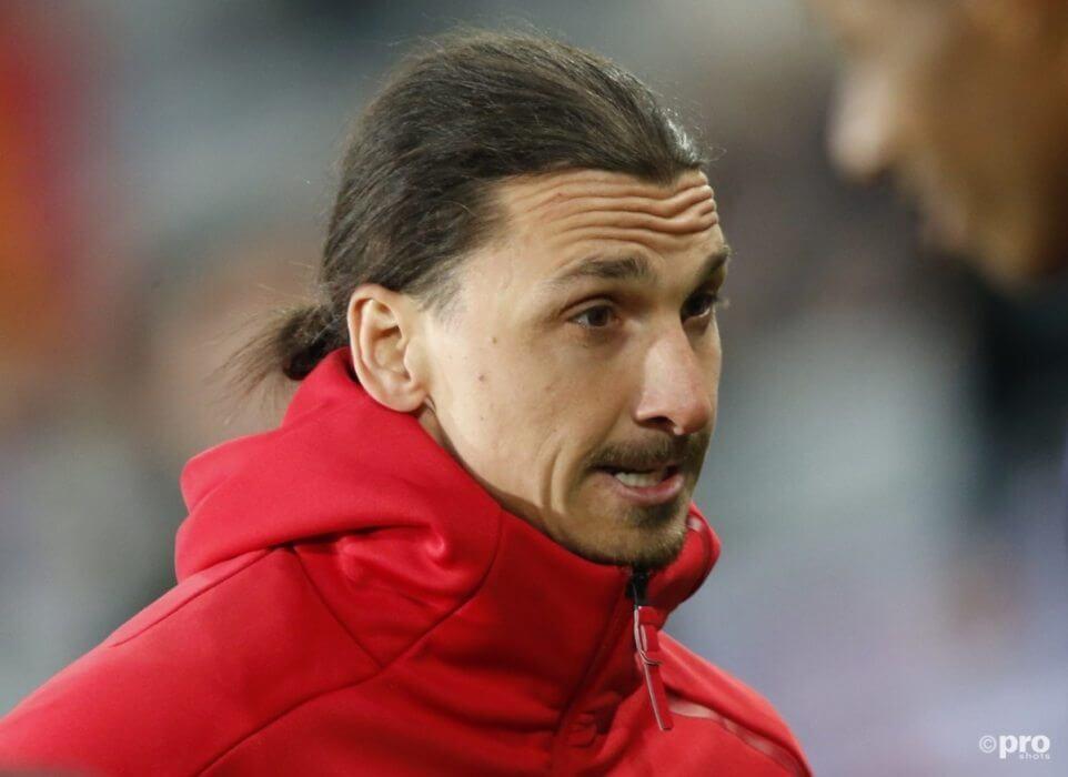 Feyenoord zei 'nee' tegen Zlatan Ibrahimovic