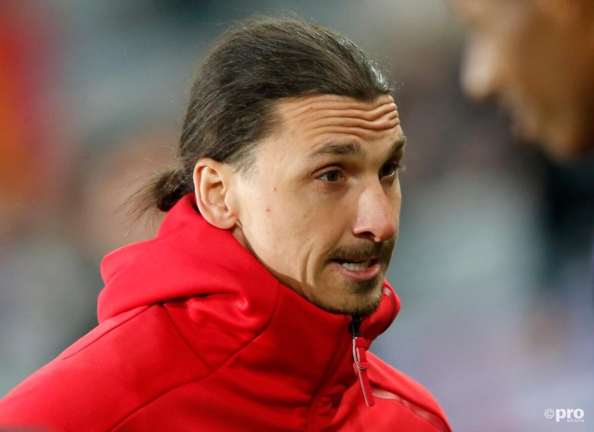 MLS-derby is 1 minuut onderweg en Zlatan doet dit