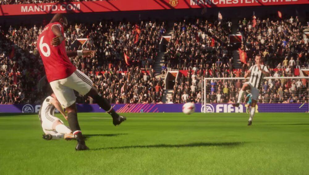 FIFA 18 fikst weer veel fouten in nieuwe update