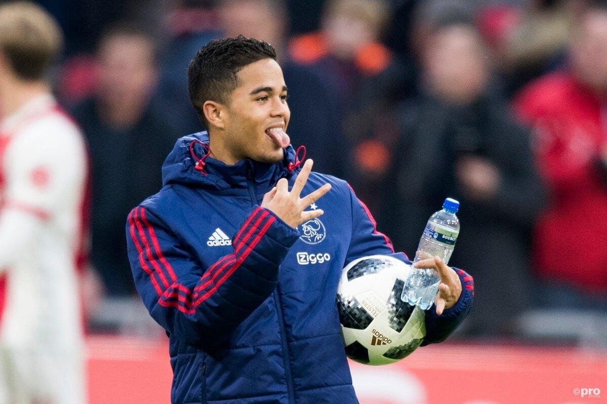 FIFA 18 geeft Kluivert ultieme beloning voor topprestatie