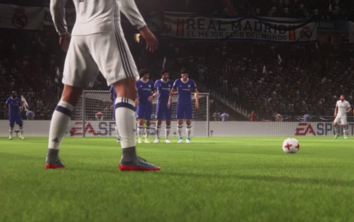 FIFA 18 is nu voor een prikkie op te halen (inclusief oerlelijke rugtas)