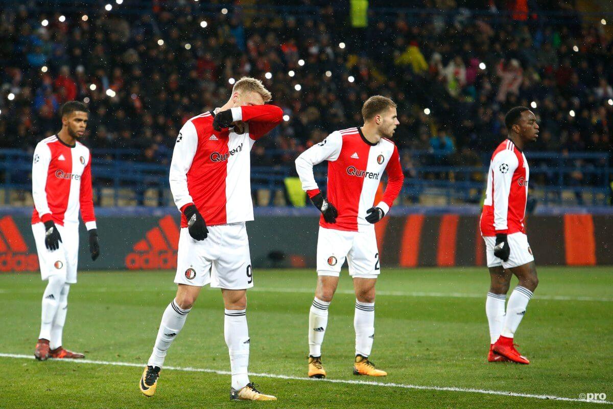 Nederland zakt ver weg op UEFA-ranglijst