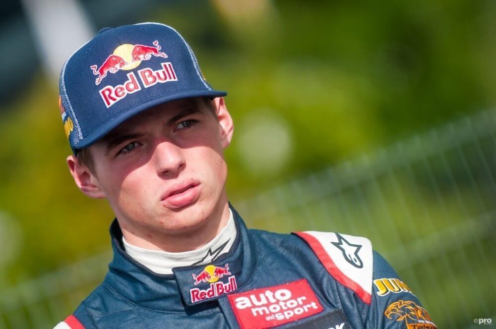 Max Verstappen Formule 3