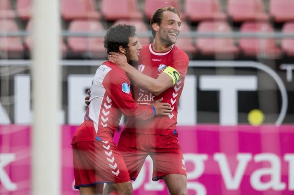 Utrecht te sterk voor Excelsior; fraaie goal Ayoub