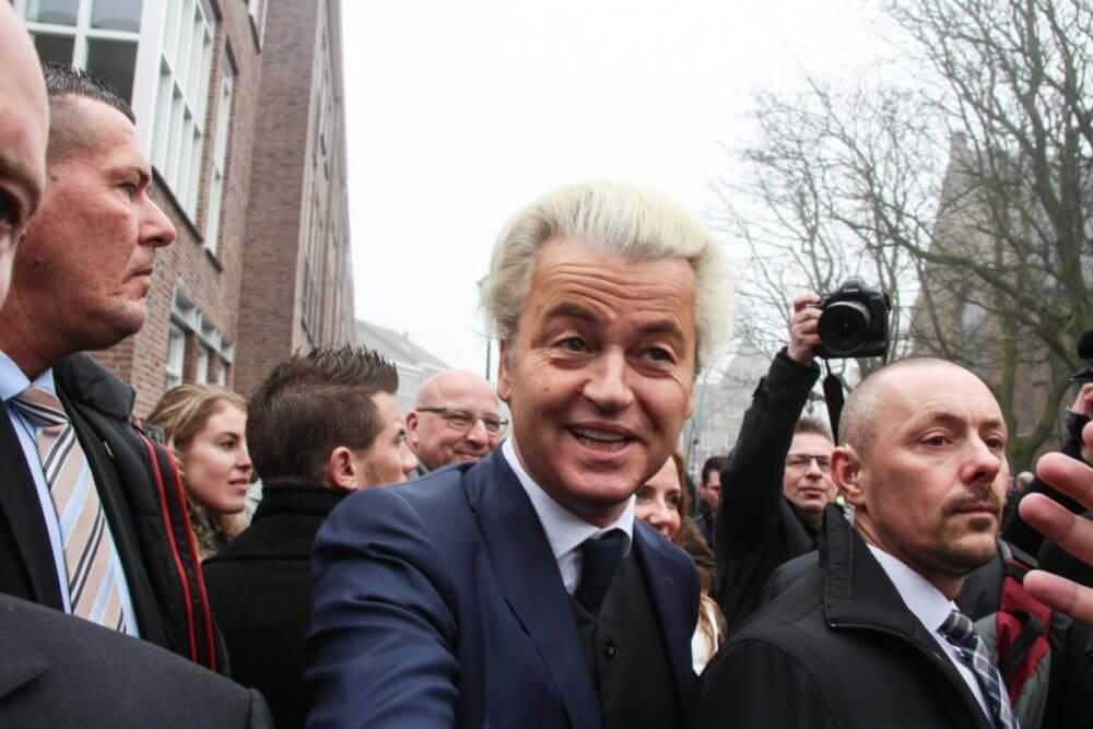 Wilders deelt steek uit aan 'feestende' Marokkanen