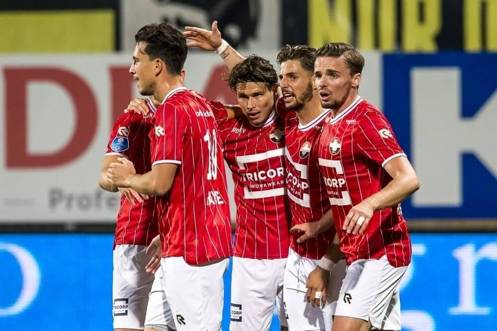 """Willem II ziet spits wegvallen: """"Waarschijnlijk mijn laatste goal dit seizoen"""""""