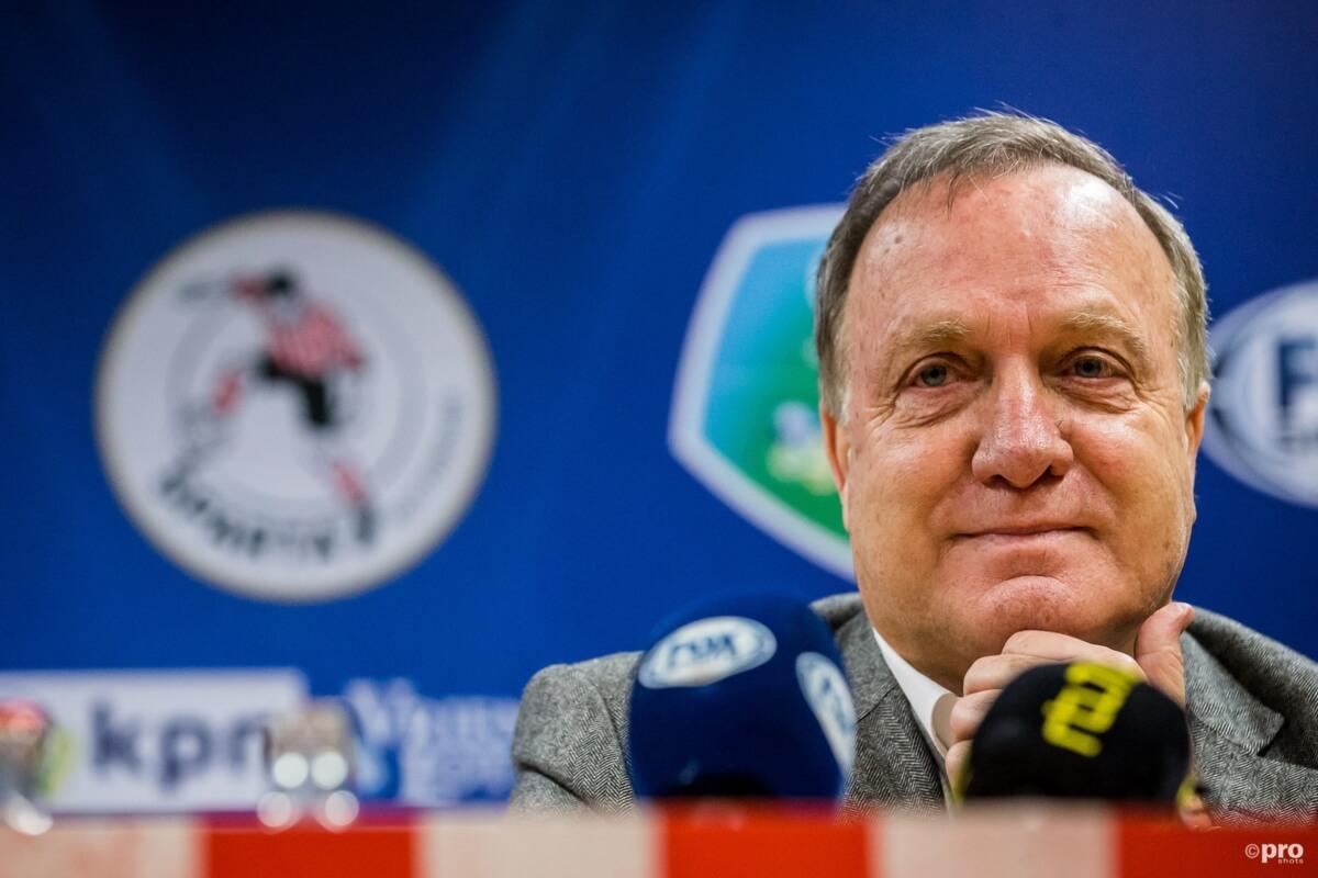 Advocaat wil Feyenoorder naar Sparta halen