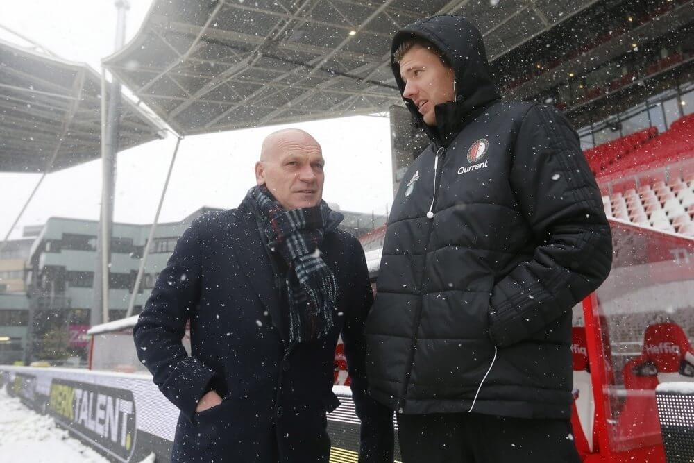 Assistent-trainer Feyenoord moet vrezen voor straf