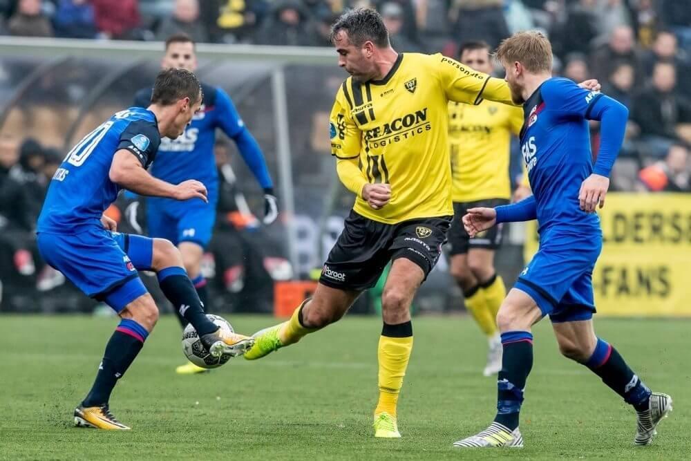 AZ laat Ajax achter zich na zege op VVV