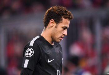 Bayern-fans bekogelen Neymar, maar je raadt nooit met wat