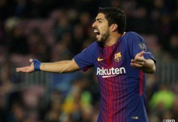 Bizar gerucht: 'Ajax werkt aan terugkeer Luis Suarez'