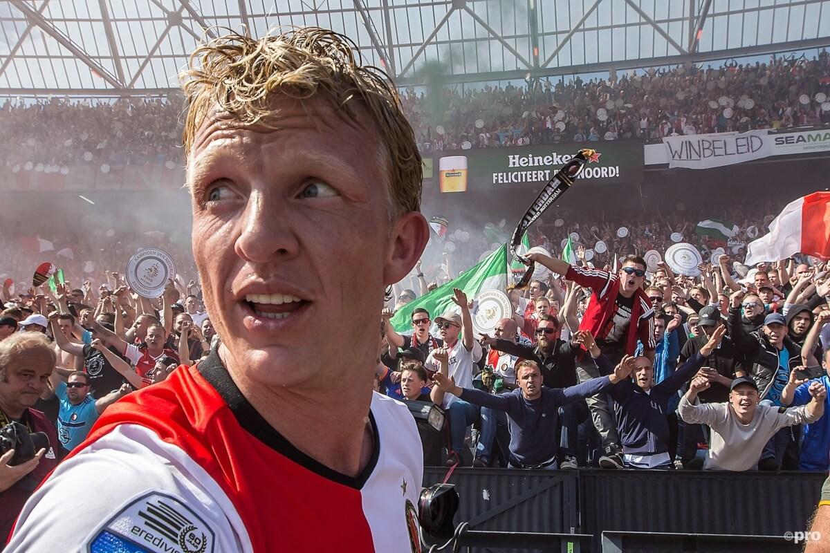 Bizar gerucht: Kuyt overweegt rentree als voetballer