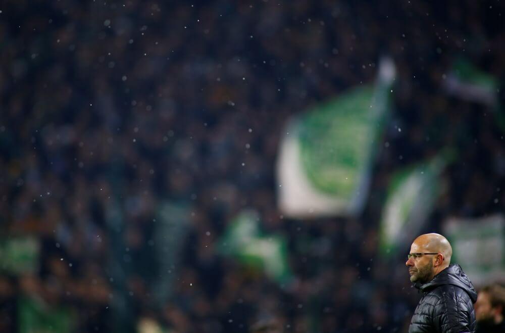 'Bosz op straat gezet door Borussia Dortmund'