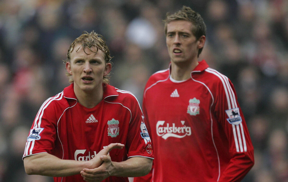 "Crouch reed express in op Kuyt: ""Het was hij of Xabi Alonso"""