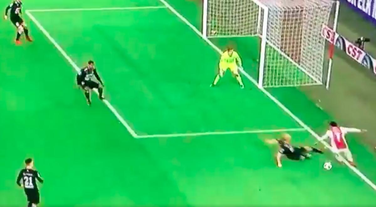 Samenvatting Willem II - Ajax (1-3) · Voetbalblog