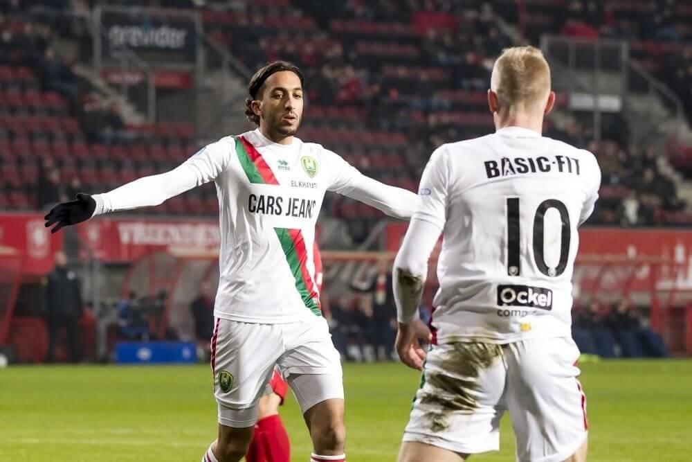 El Khayati dompelt Verbeek en Twente in rouw