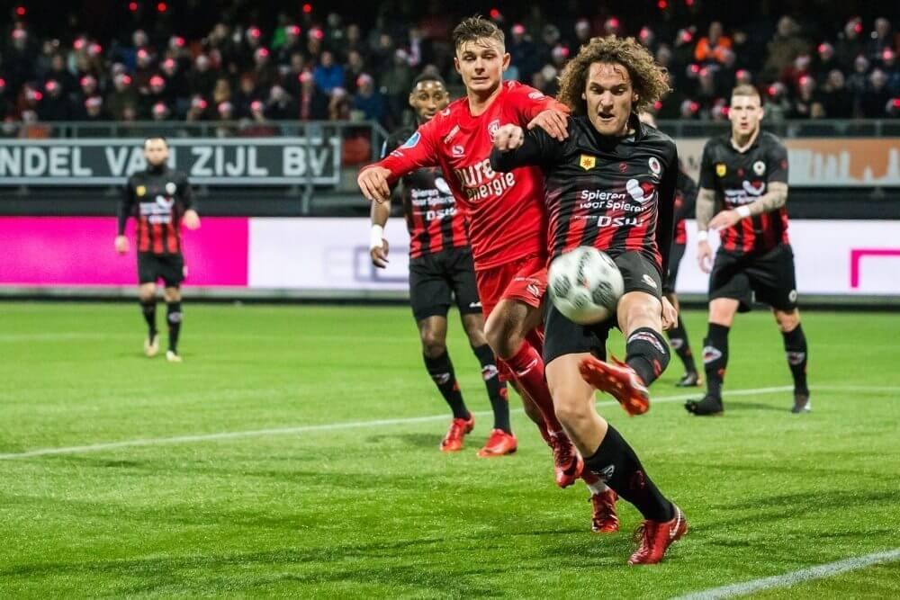 Excelsior en Twente stellen teleur in doelpuntloos gelijkspel