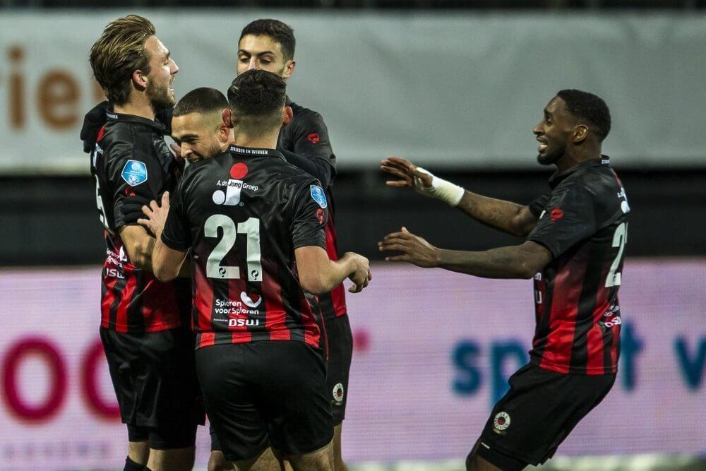 Excelsior zet punt achter verliesreeks met winst op Groningen