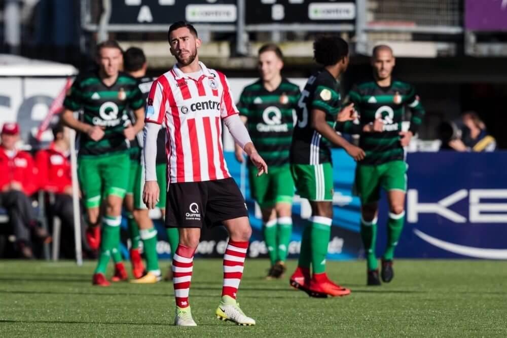 Feyenoord boekt grootste zege ooit op Sparta in eenzijdige derby