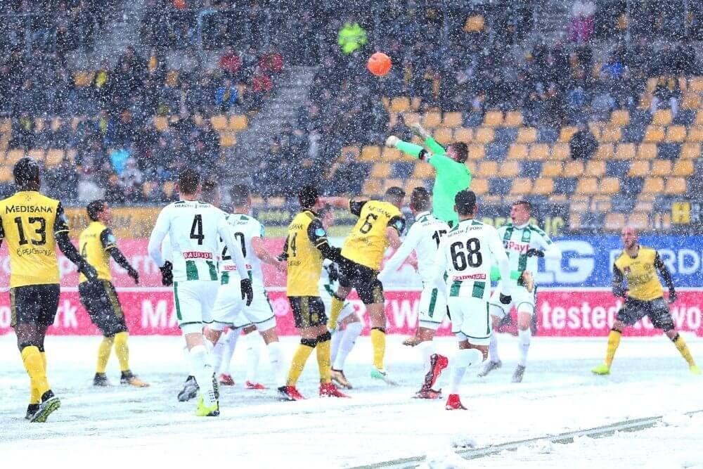 Gustafson en Van Weert eisen hoofdrol op in sneeuwduel