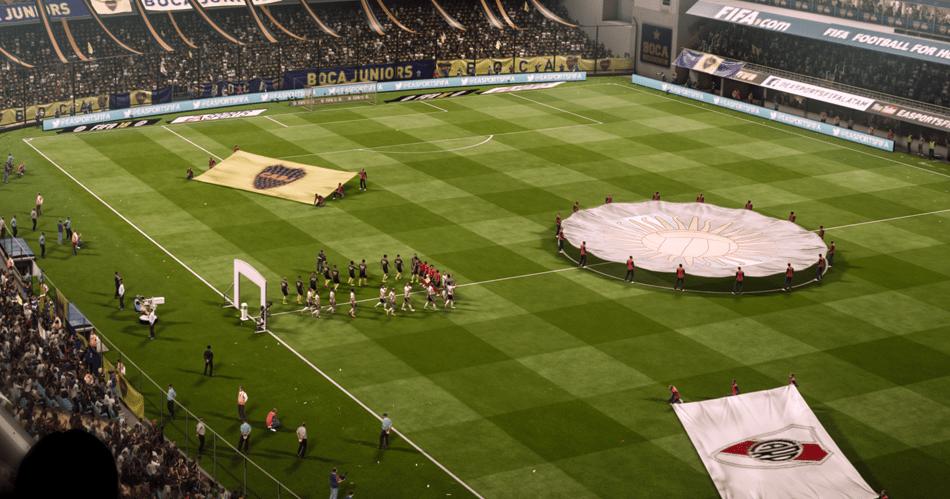 In dit stadion win je meer potjes in FIFA 18, en in deze minder