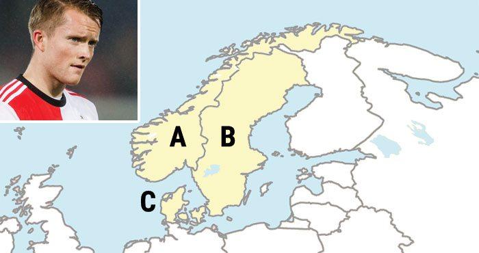 Sam Larsson geboorteland